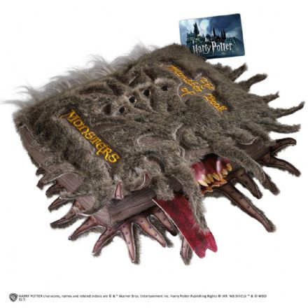 Harry Potter The Monster Book of Monsters Plush